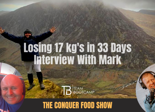 Conquer Food Podcast